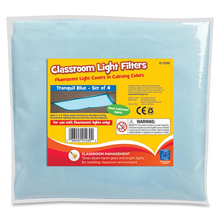 Discount eii1230 educational insights 1230 educational insights classroom fluorescent light - Classroom fluorescent light covers ...