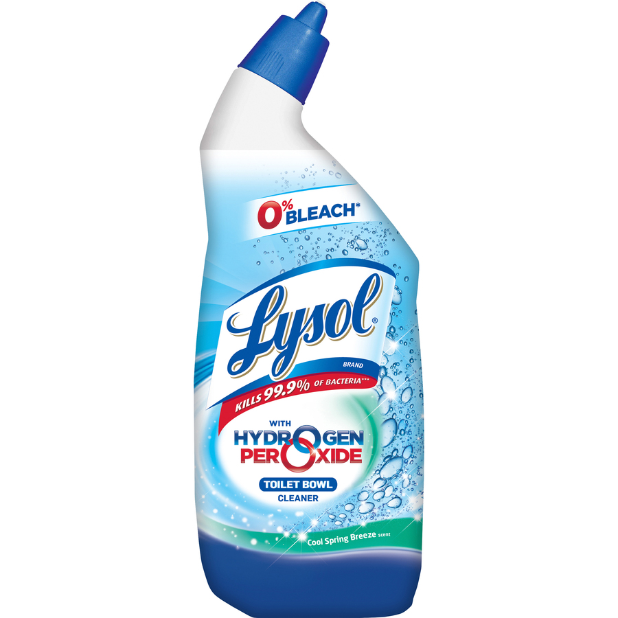 Lysol Power Lime And Rust Toilet Bowl Cleaner