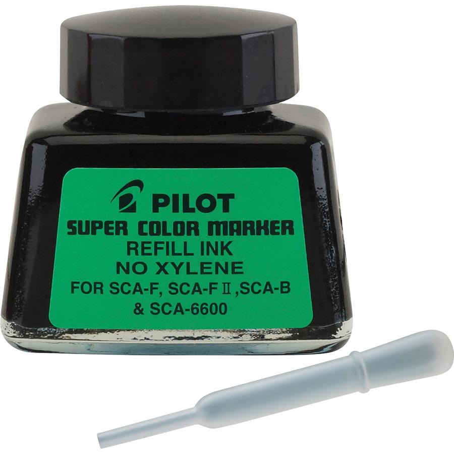 Pilot Super Color Marker Refill Ink Pil48500