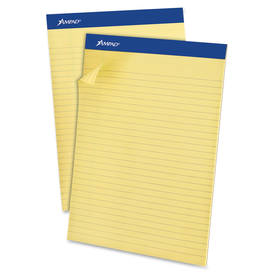 Wholesale Prices On Ampad Basic Slot Perforated Pads