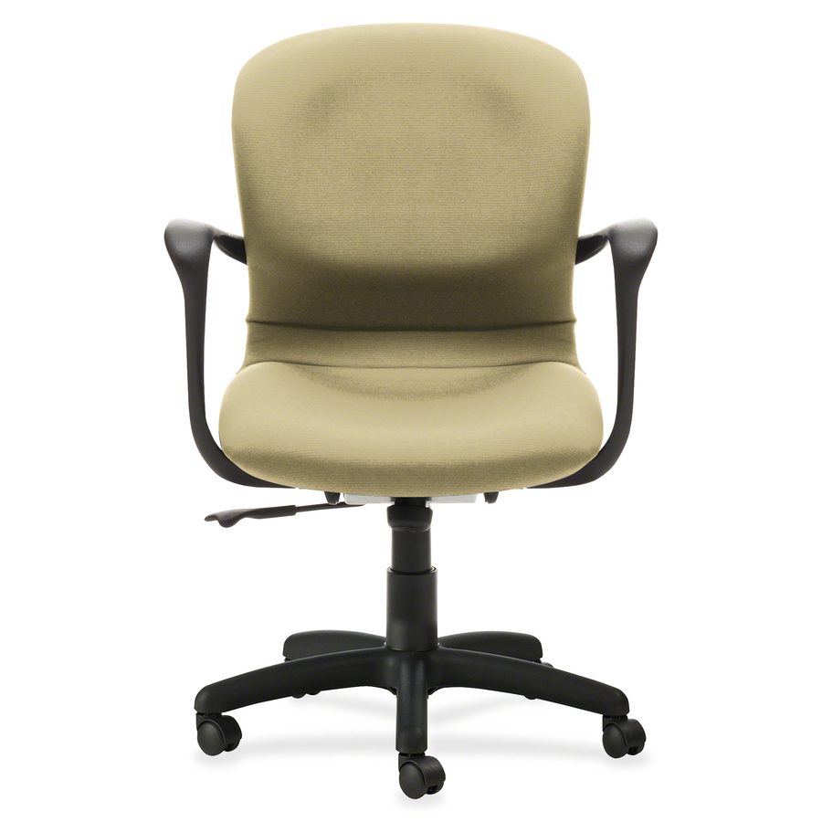 UNCBR16XM62 United Chair Management Chair with Arms Great