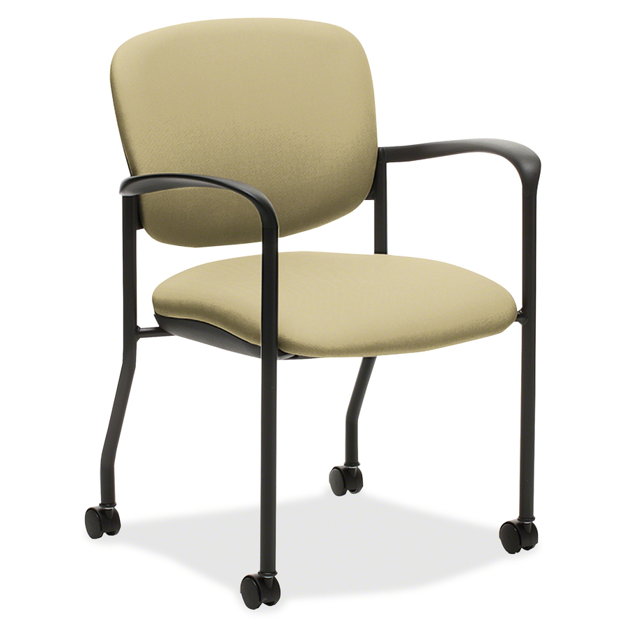 United Chair Guest Chair With Arms and Casters Urban fice Products