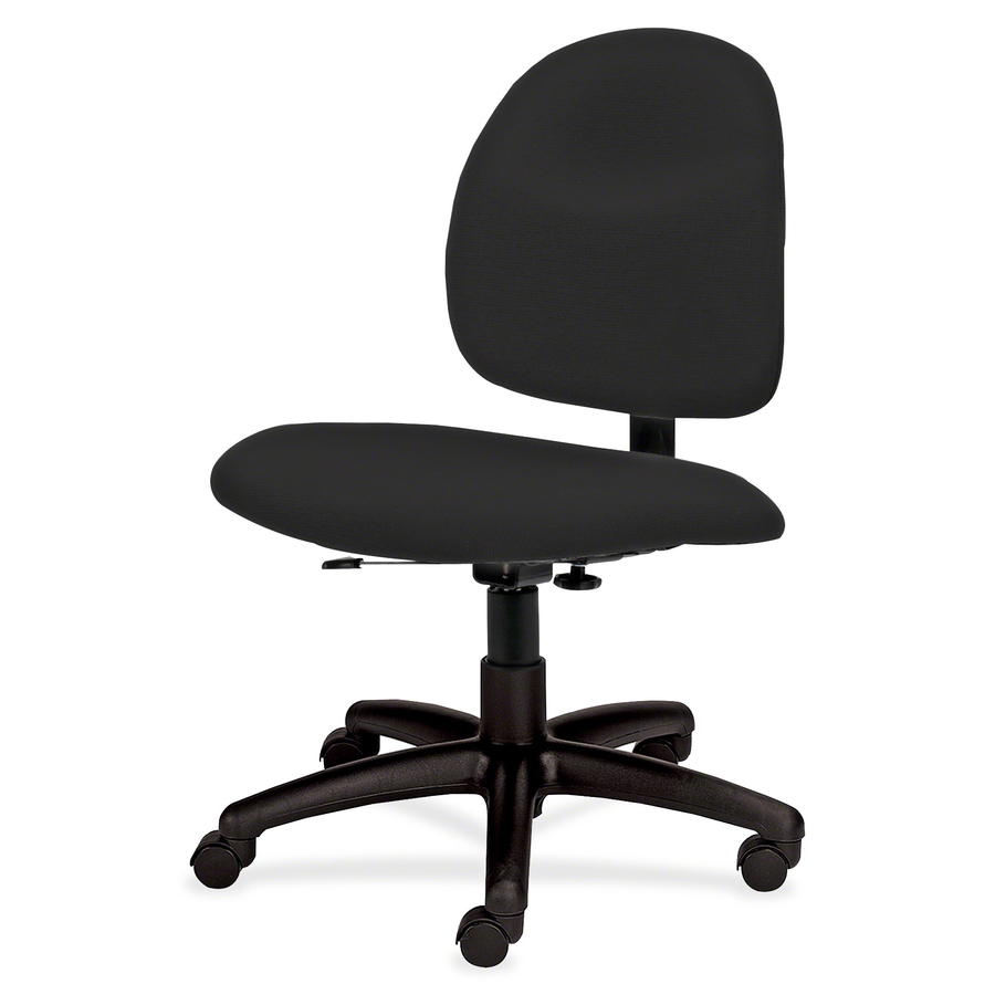 United Chair Swivel Task Chair Without Arms