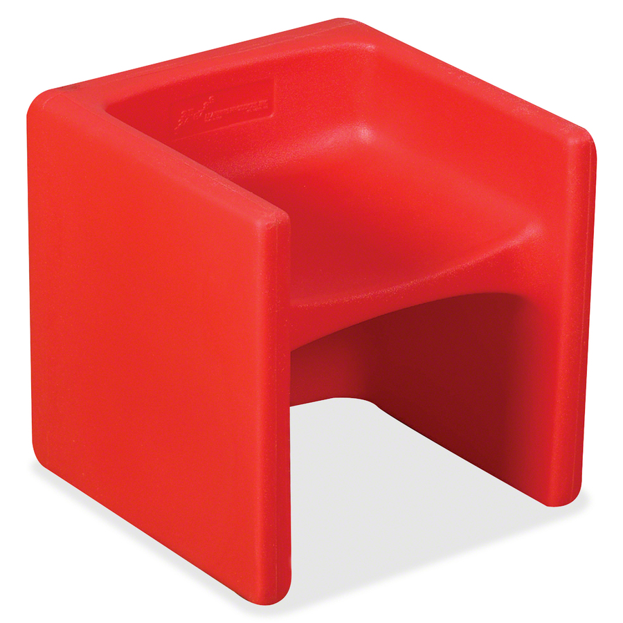 Childrens Factory Multi use Chair Cube CFI910008