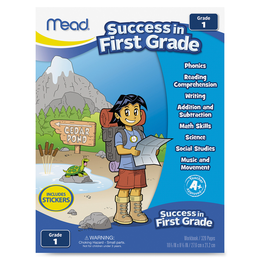 Worksheet First Grade Math Books mead grade 1 comprehension workbook education printed book for original original