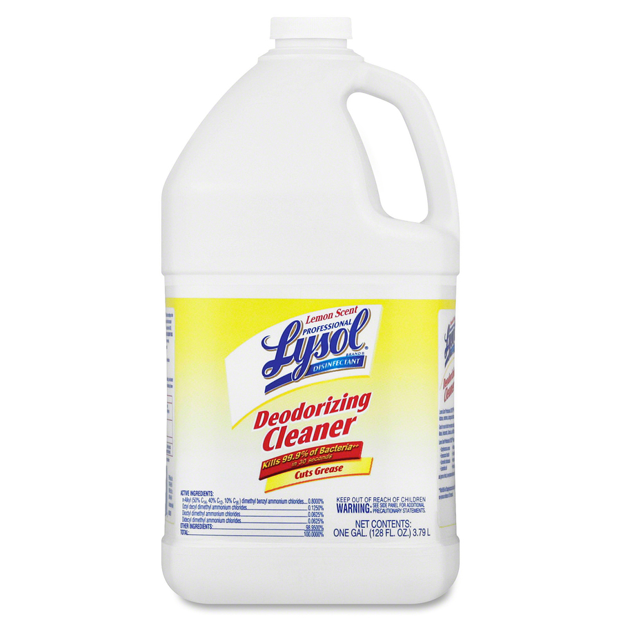 Professional Lysol Concentrated Disinfectant Cleaner Office Supply  #BBB910