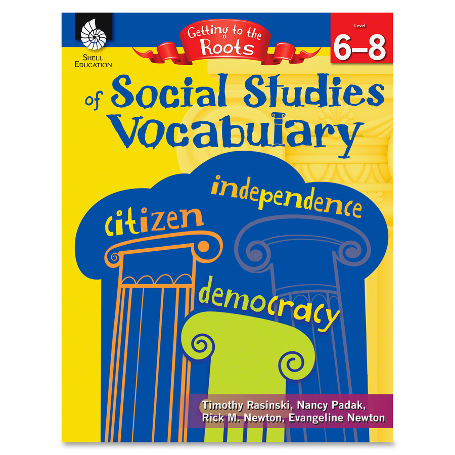 social studies book vocab essay Third grade lesson plans for history and social studies subjects even though this lesson teaches from an unnamed textbook and is specific to the haida and.