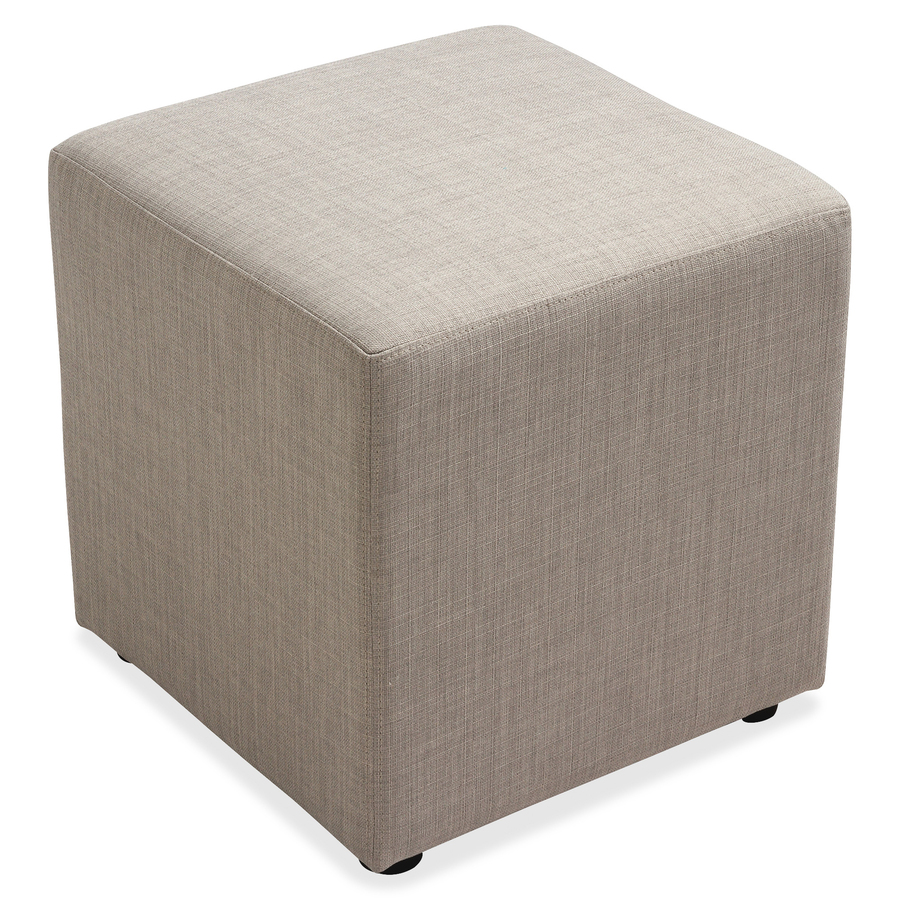 Lorell Fabric Cube Chair ICC Business Products fice Products