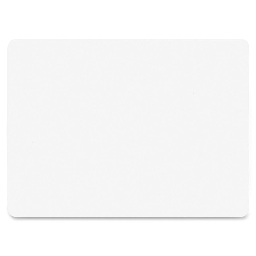 Flipside Products, Inc Flipside Unframed Dry Erase Board Set - 36 (3 Ft) Width X 48 (4 Ft) Height - White Surface - Rectangle - 1 Each
