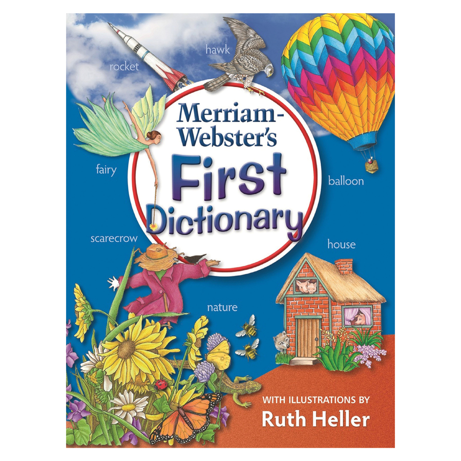 Image for Merriam-webster, Inc Merriam-webster First Dictionary Dictionary Printed Book - English - Hardcover - 448 Pages