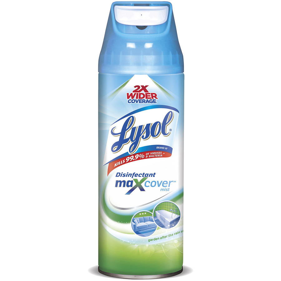 lysol maxcover garden mist blue cow office products. Black Bedroom Furniture Sets. Home Design Ideas