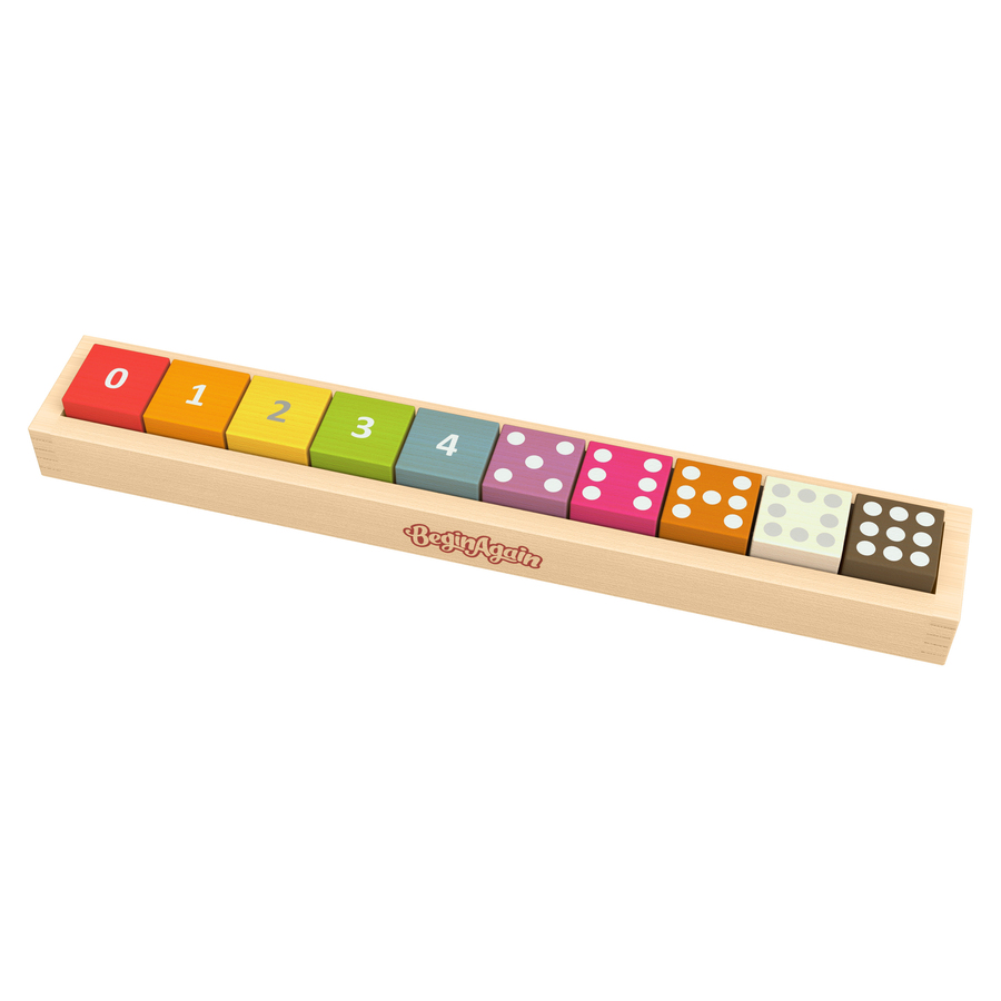 bgab1315 beginagain toys counting dots penny blocks office