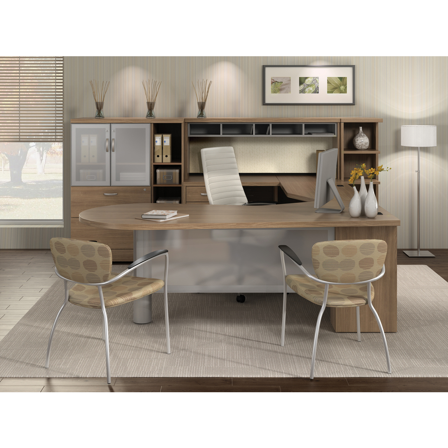Office furniture guelph - Finish Winter Cherry