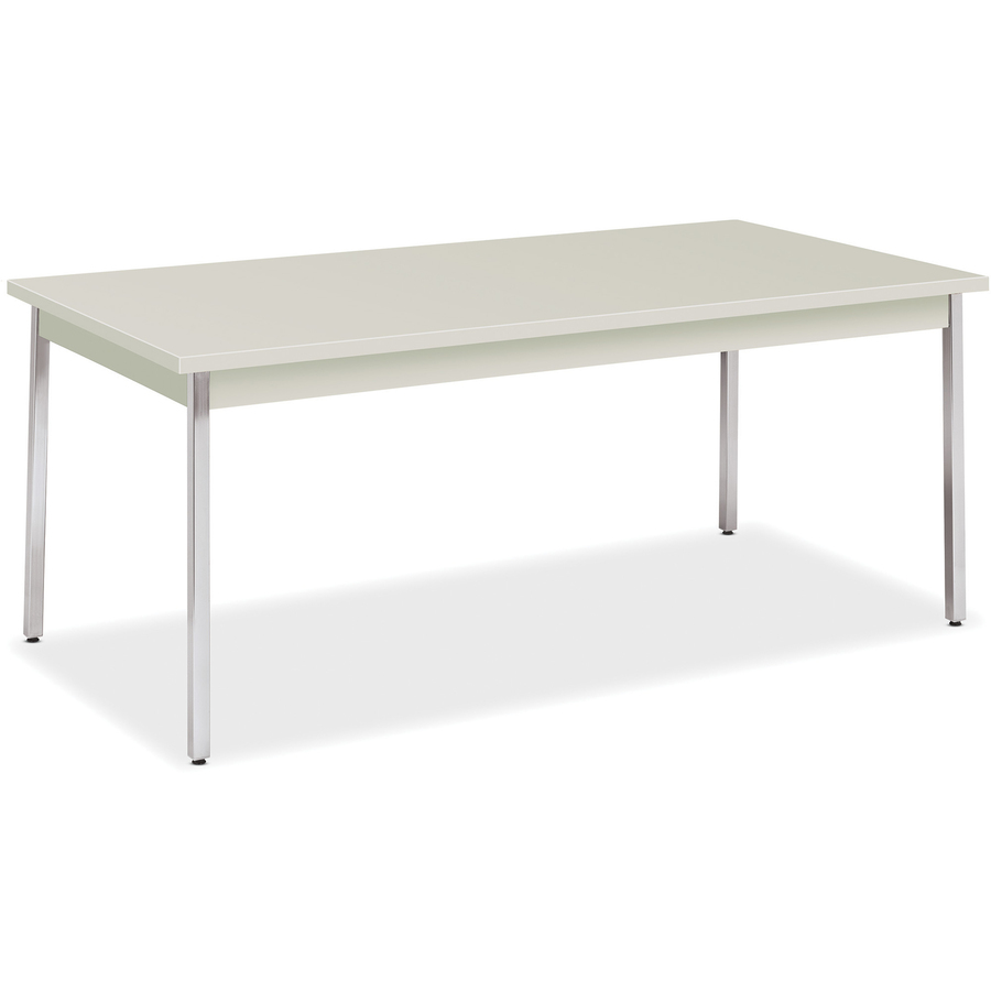 HON Loft Laminate Allpurpose Utility Table Servmart - Hon table legs