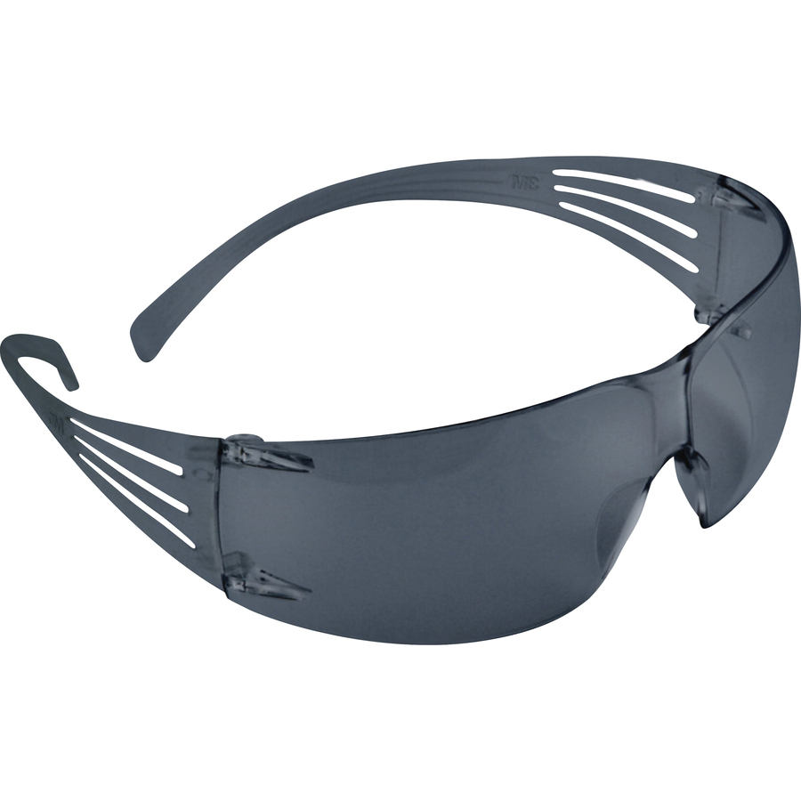 3M Securefit Protective Eyewear - Ultraviolet Protection - Polycarbonate Lens - 1 Each