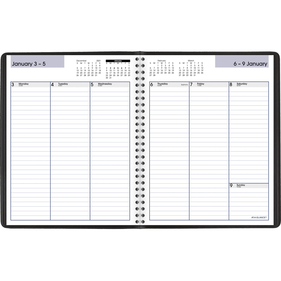at a glance dayminder weekly planner m l h computer services inc