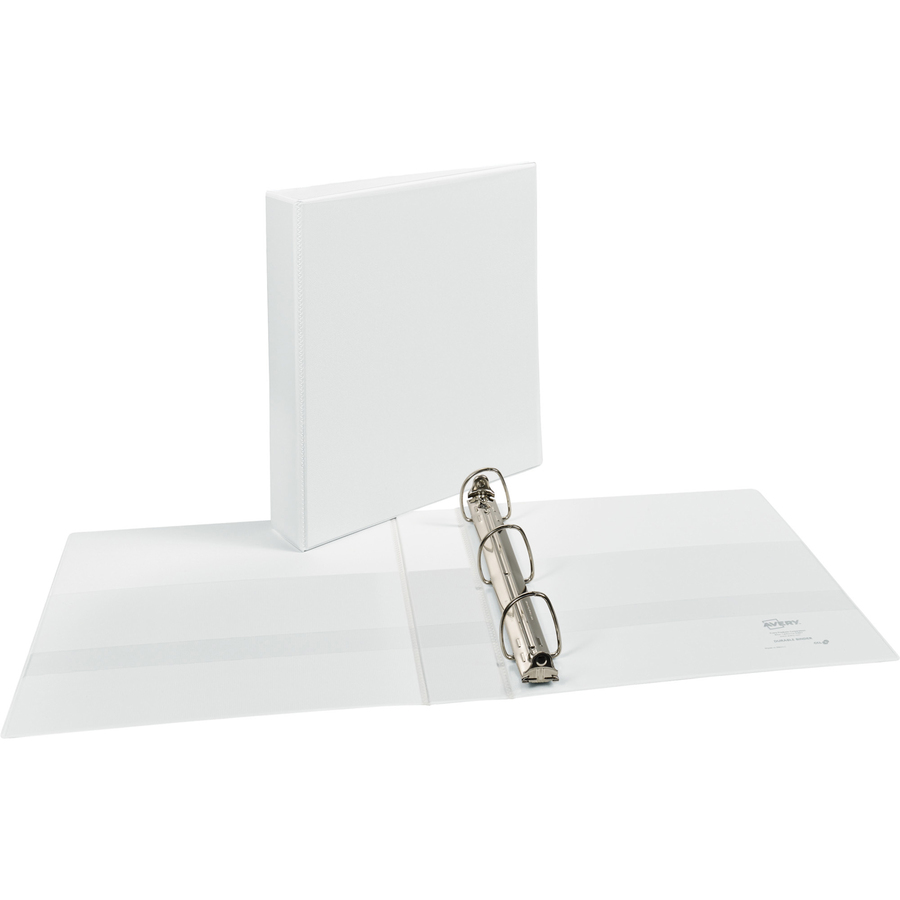 avery durable view binders with ezd rings mac papers inc