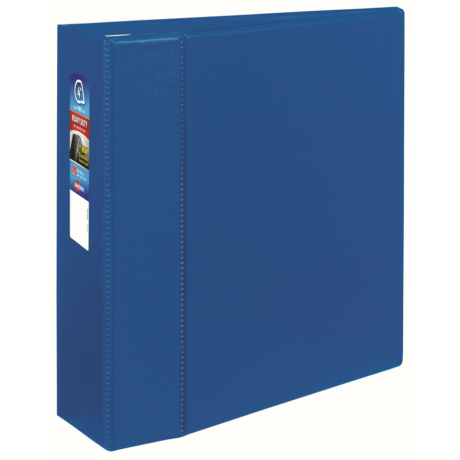 avery heavy duty binders with one touch ezd rings servmart