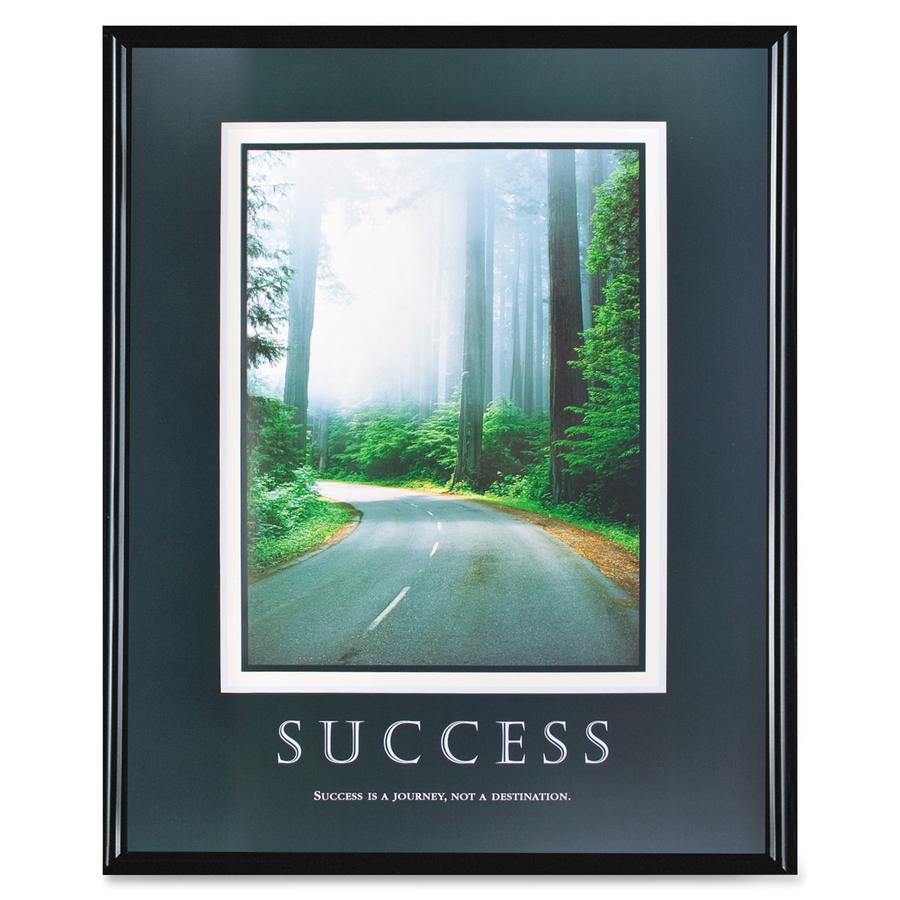 Advantus Success Poster AVT78004 SupplyGeekscom