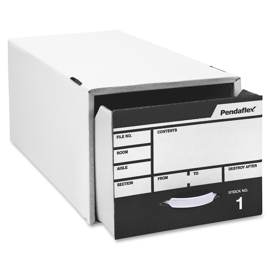 Original  sc 1 th 225 & Pendaflex Standard Pull-drawer Letter Storage Boxes - Servmart
