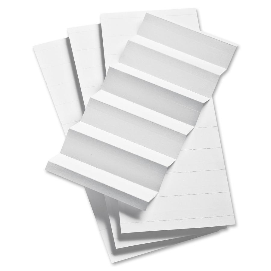 Esselte 1 3 Cut Hanging File Folder Label Inserts