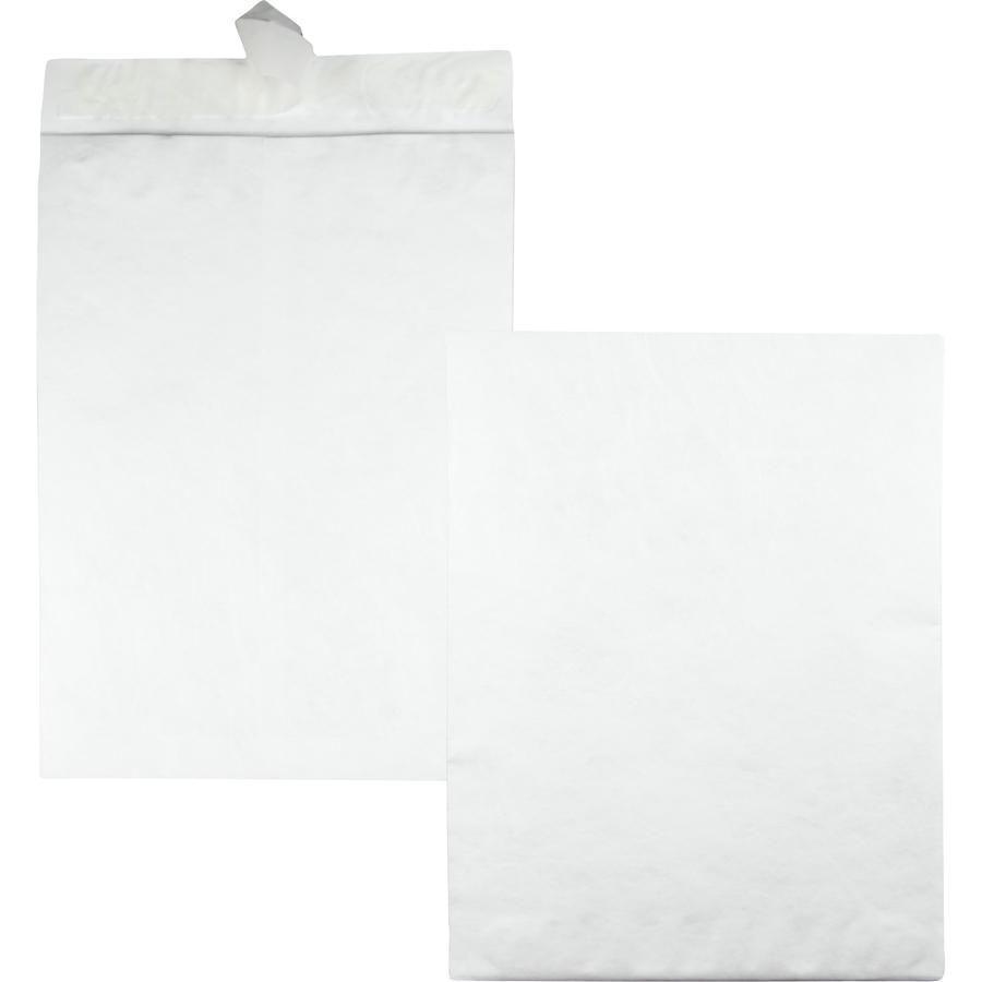 Quality park tyvek jumbo survivor envelopes mac papers inc original malvernweather Gallery