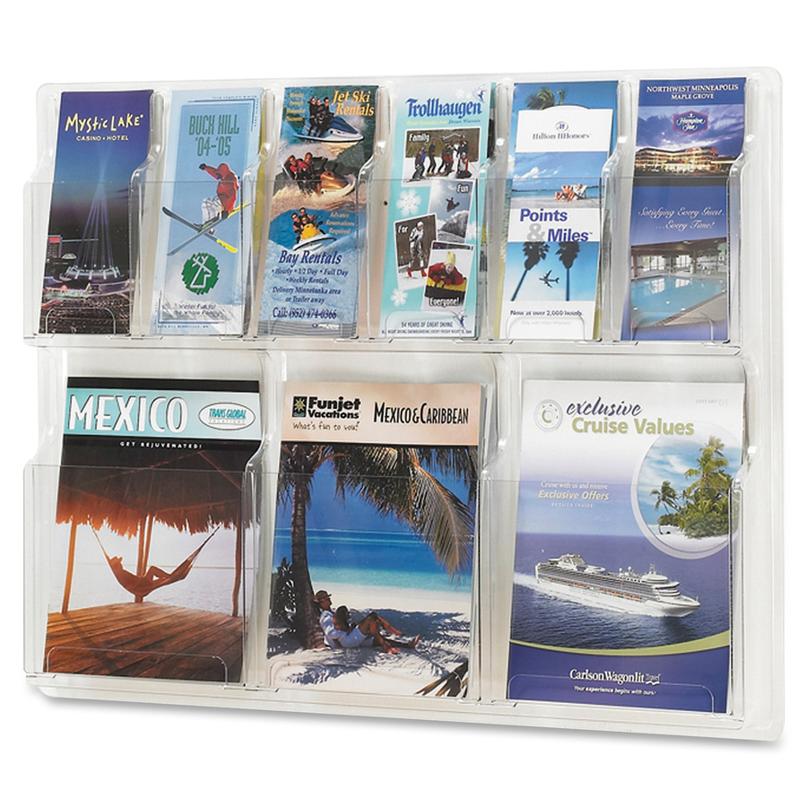 pockets catalogs tier series brochure for x fits pin fit clear magazine workshop view full rack pocket wall mount