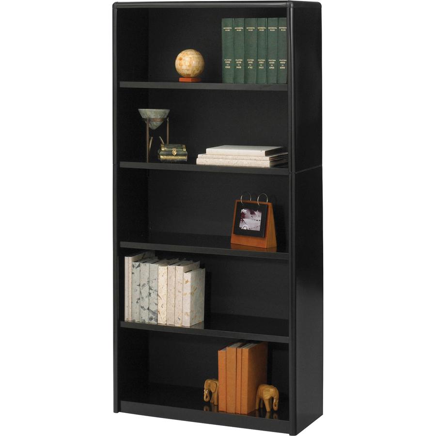 Safco Value Mate Bookcase Servmart