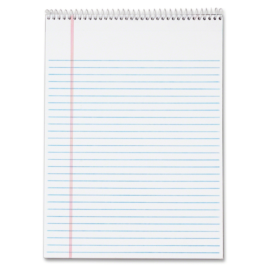 TOPS Docket Wirebound Legal Writing Pads --TOP63633
