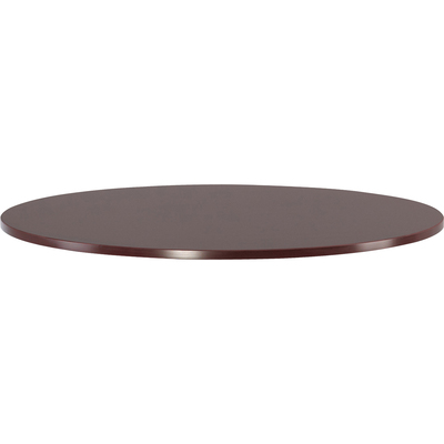 LLR Lorell Lorell Essentials Conference Table Top Round Top - Conference table width