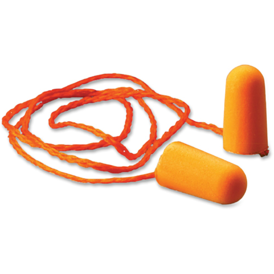 3M™ 1100 Series Disposable Earplugs - Corded