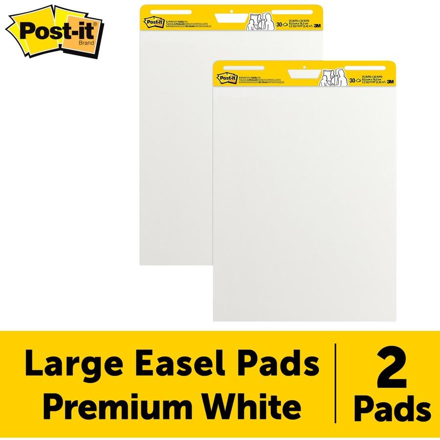 Post-it Self-Stick Easel Pad