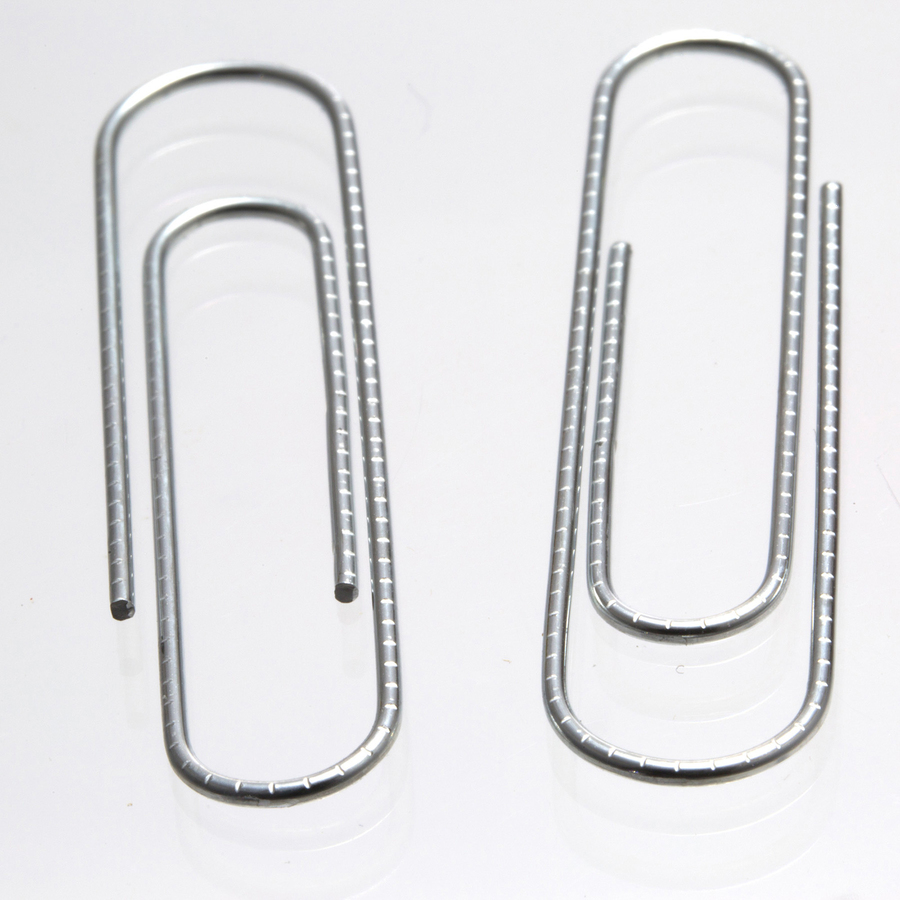 OIC Giant-size Non-skid Paper Clips