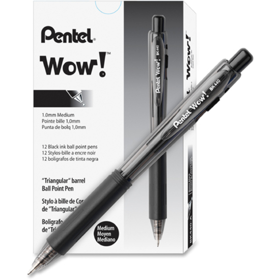 Pentel WOW! Retractable Ballpoint Pen