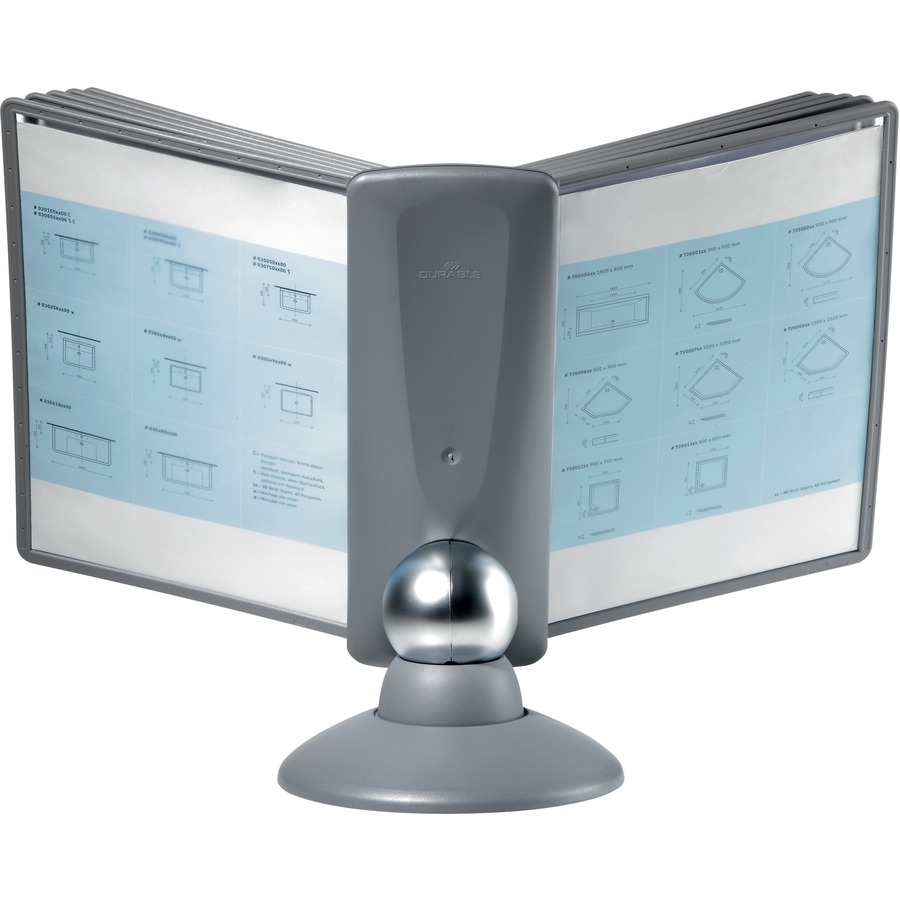Durable Sherpa Motion Desk Reference System Dbl553937