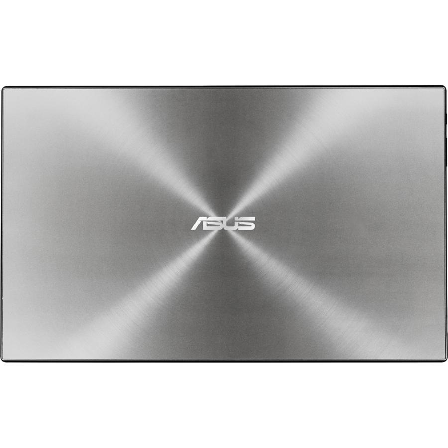 """Asus MB168B 15.6"""" HD LED LCD Monitor - 16:9 - Black, Silver_subImage_3"""