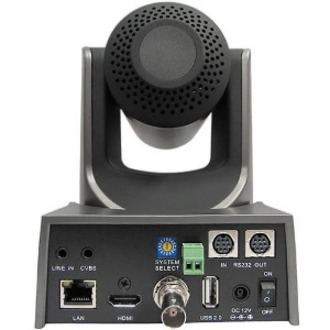 PTZOptics PT20X-SDI-GY-G2 Video Conferencing Camera - 2.1 Megapixel - 60 fps - Gray - USB 2.0_subImage_3