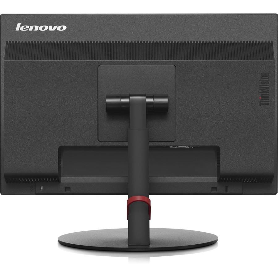 "Lenovo ThinkVision T2054p 19.5"" WXGA+ LED LCD Monitor - 16:10 - Raven Black_subImage_2"