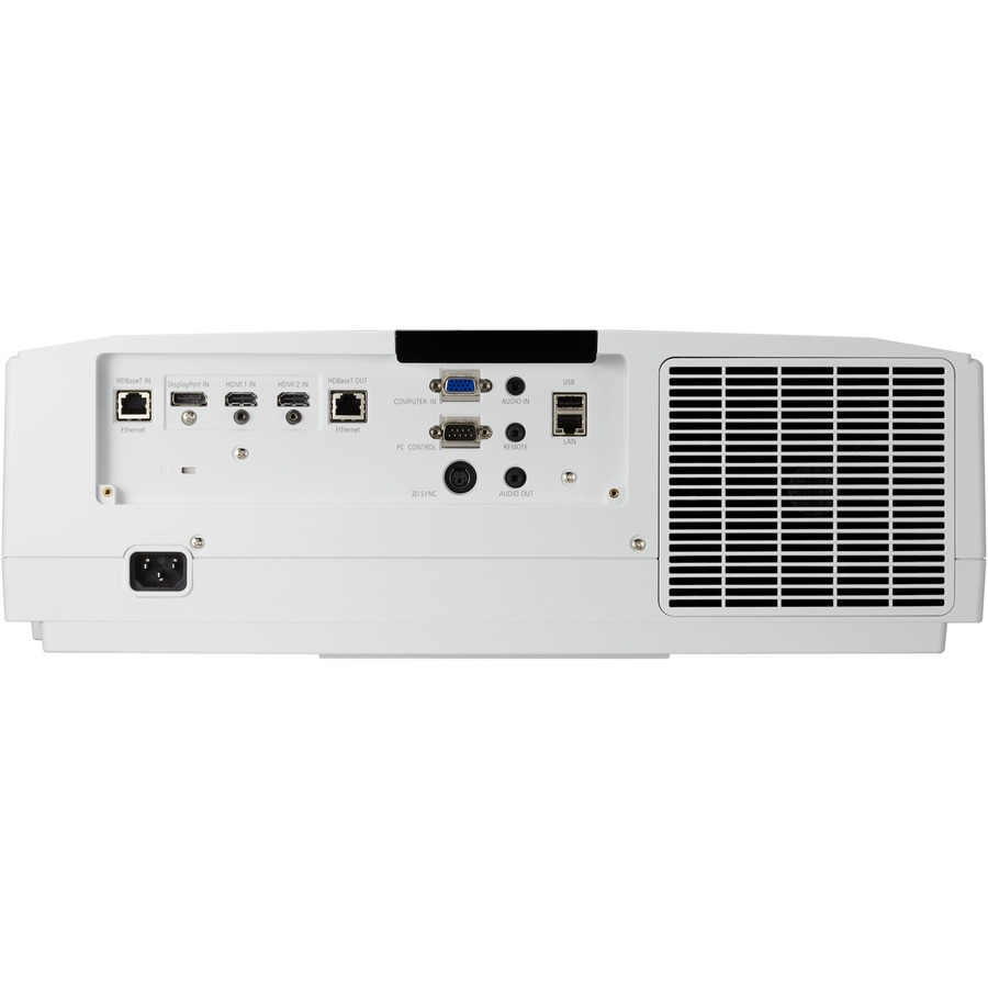NEC Display NP-PA853W LCD Projector_subImage_4