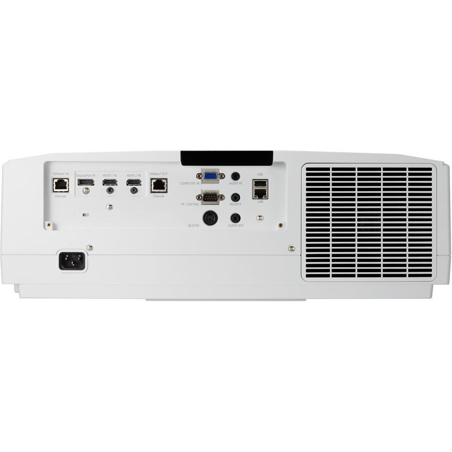 NEC Display NP-PA653U LCD Projector_subImage_4