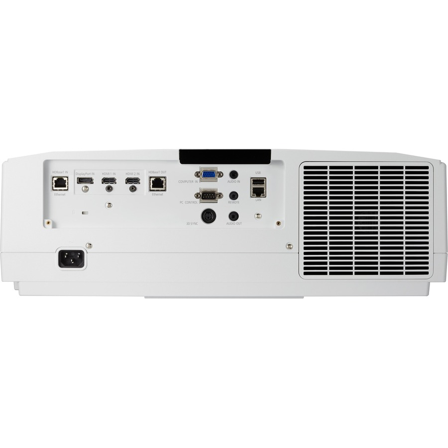 NEC Display NP-PA803U-41ZL 3D Ready LCD Projector_subImage_3