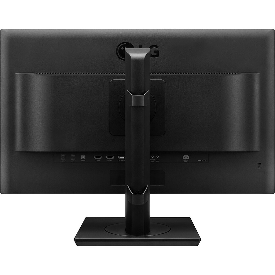 "LG 27BK750Y-B 27"" Full HD LED LCD Monitor - 16:9 - Textured Black_subImage_4"