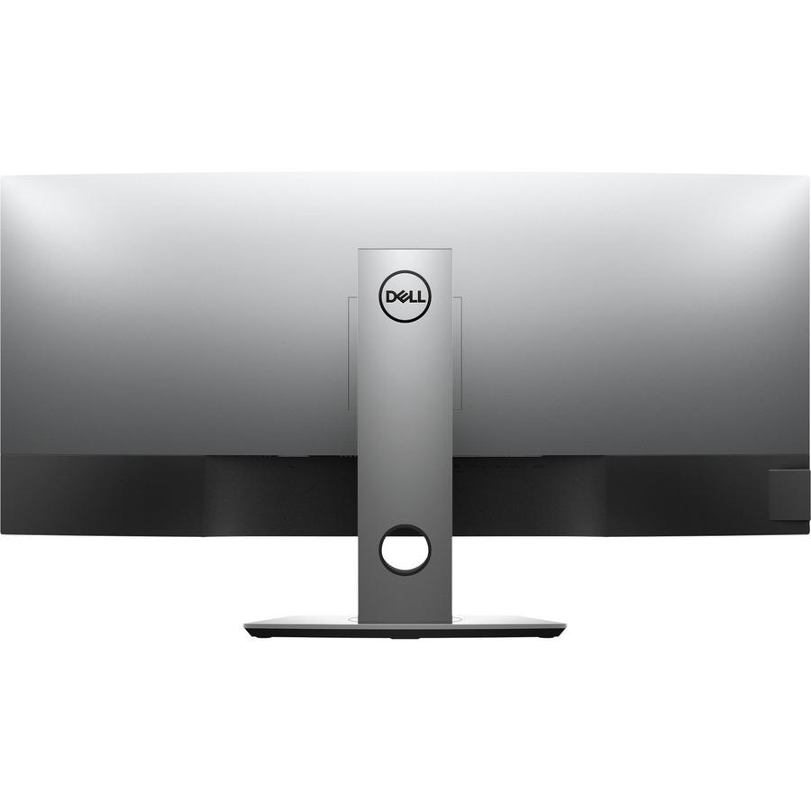 "Dell UltraSharp U3818DW 37.5"" UW-QHD+ Curved Screen Edge WLED LCD Monitor - 21:9 - Black_subImage_4"