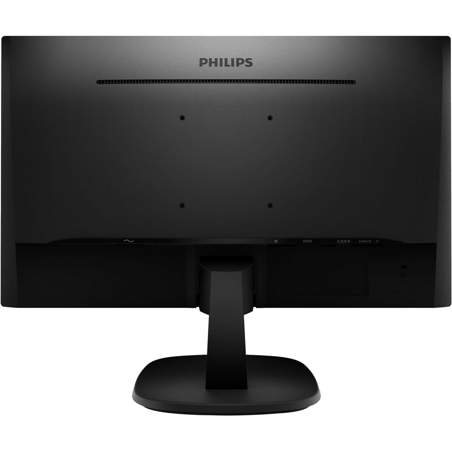 "Philips V-line 243V7QJAB 23.8"" Full HD WLED LCD Monitor - 16:9 - Textured Black_subImage_2"