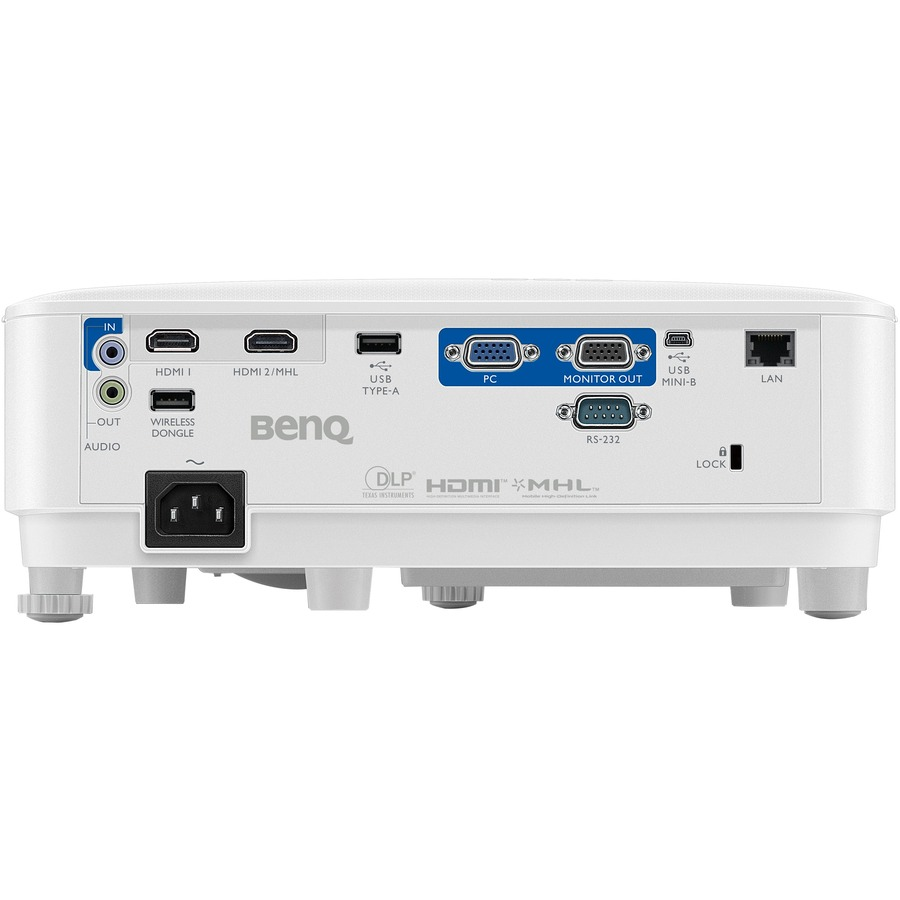 BenQ MH733 3D Ready DLP Projector - 16:9_subImage_4