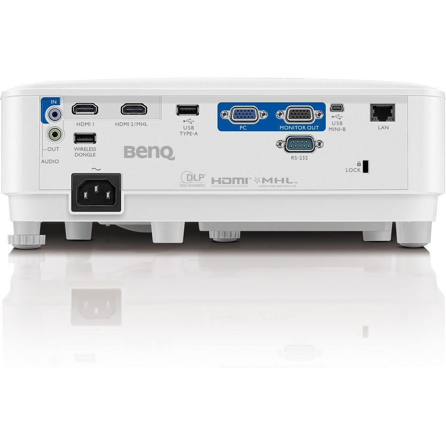 BenQ MX731 DLP Projector - 4:3_subImage_4