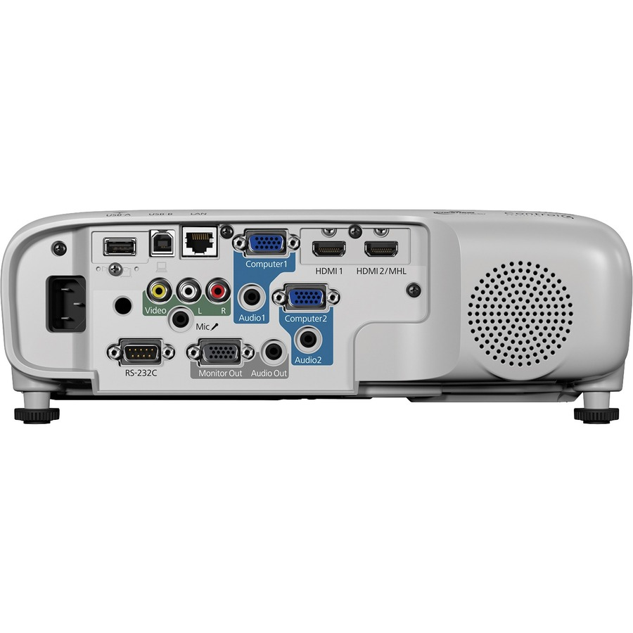 Epson PowerLite 990U LCD Projector - 16:10_subImage_3