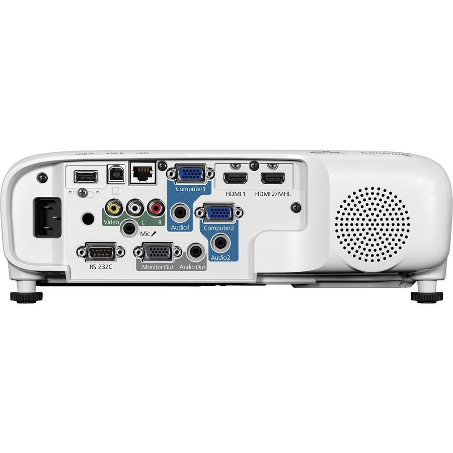 Epson PowerLite 2142W LCD Projector - 16:10_subImage_3
