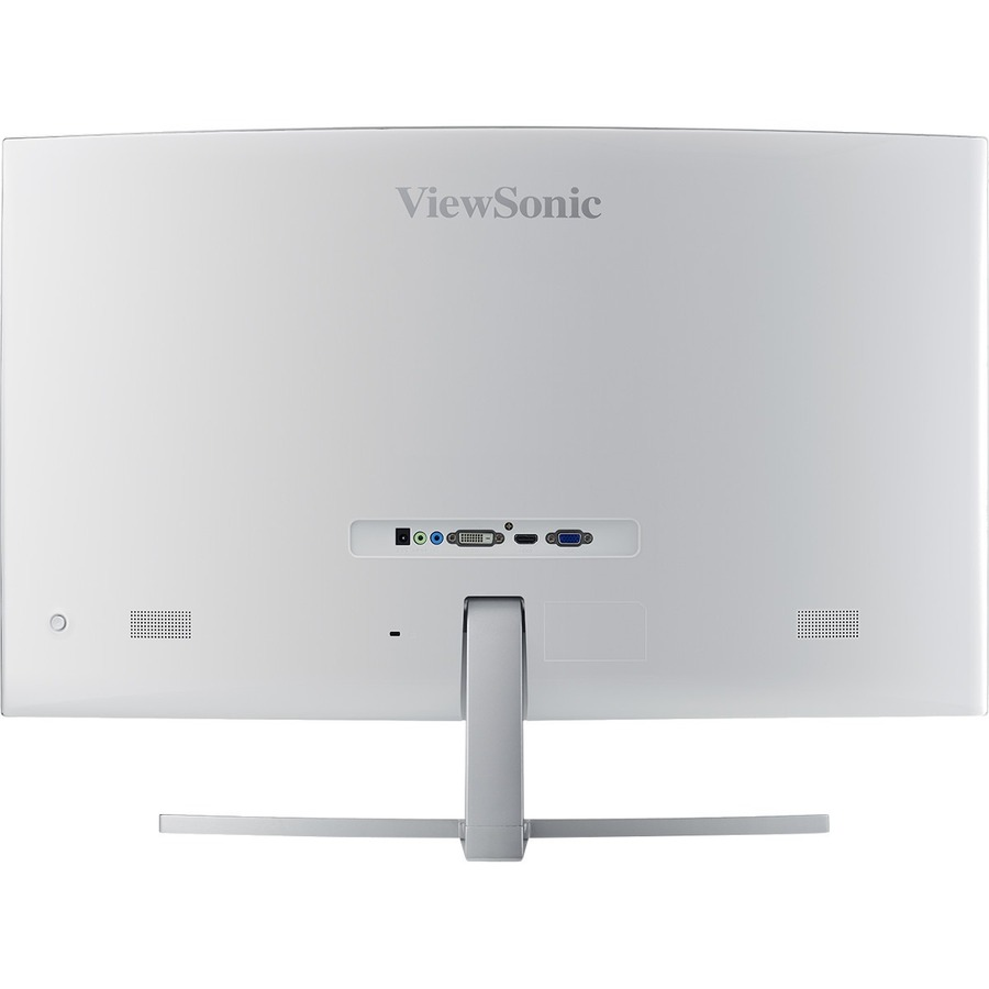 """Viewsonic VX3216-SCMH-W 31.5"""" Full HD Curved Screen WLED LCD Monitor - 16:9 - Silver_subImage_4"""