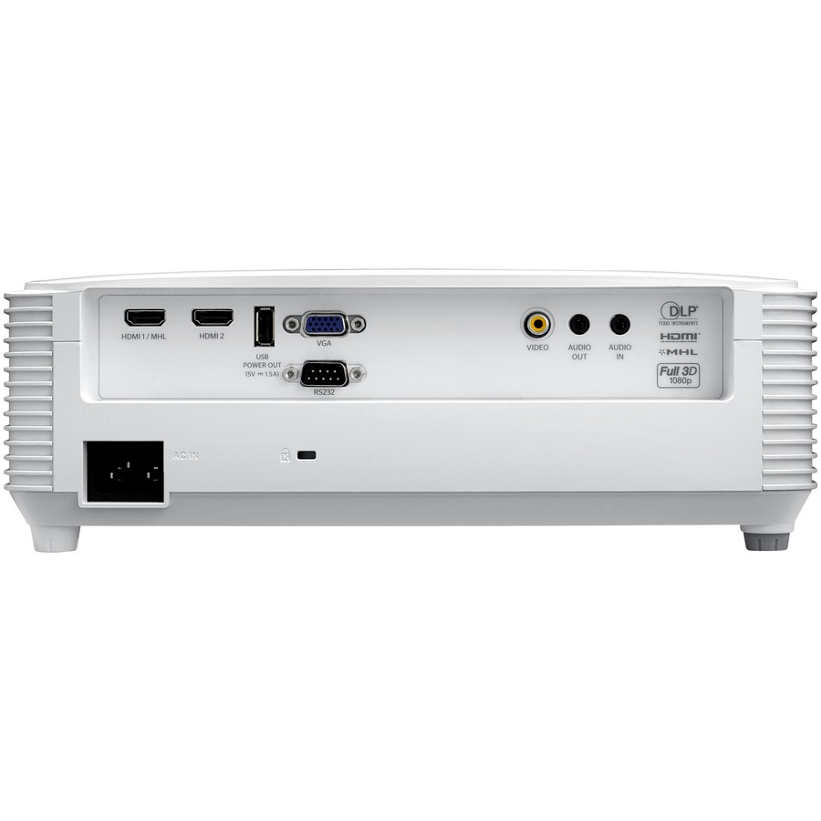 Optoma EH336 3D Ready DLP Projector - 16:9_subImage_4